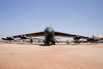 B-52 Bombers