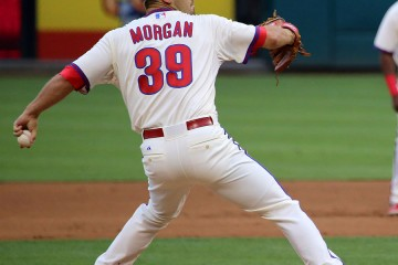 900px-Adam_Morgan_on_June_27,_2015_(game_was_postponed_after_a_rainstorm_in_the_2nd_inning)